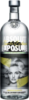 Vodka Absolut Explosure Traveler's Exclusive