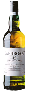 Laphroaig 15 years 70 cl.