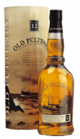 Old Pulteney 12 years Signatory Vintage