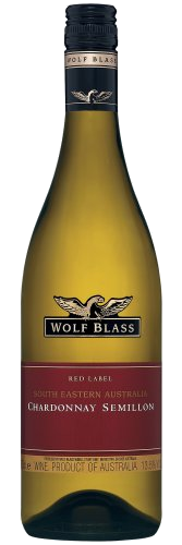 Wolf Blass Semillon Chardonnay Red Label